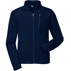 Schöffel Monaco1 Fleece Jacket Men navy blazer